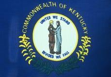 De Vlag van de staat van Kentucky Royalty-vrije Stock Fotografie