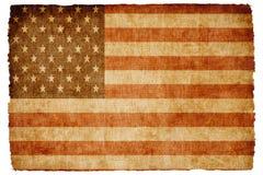 De vlag van de V Royalty-vrije Stock Fotografie