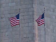 De vlag van de V.S. het golven stock videobeelden