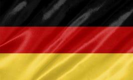 De Vlag van Duitsland stock fotografie