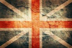 De Vlag van Engeland stock afbeelding