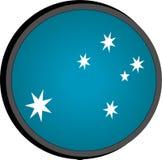 De vlag van eureka Stock Afbeeldingen