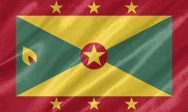 De vlag van Grenada vector illustratie