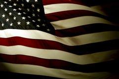 De vlag van Grunge Royalty-vrije Stock Fotografie