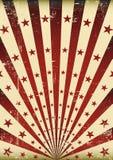 De vlag van Grunge Stock Afbeelding