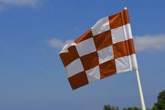 De vlag van het golf Stock Fotografie