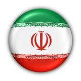 De Vlag van Iran Royalty-vrije Stock Foto