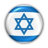 De Vlag van Israël Stock Foto