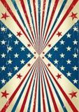 De vlag van Nice Royalty-vrije Stock Foto
