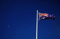 De vlag van Ozzie stock afbeeldingen