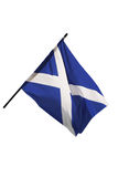 De vlag van Schotland Royalty-vrije Stock Fotografie