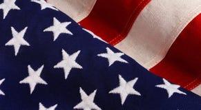 De vlag van sterren en van Strepen Royalty-vrije Stock Foto's