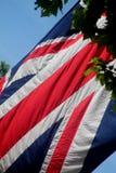 De Vlag van Union Jack Royalty-vrije Stock Foto