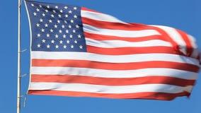 De vlag van Verenigde Staten