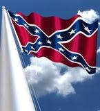 De vlag Verbonden Staten van Amerika vector illustratie