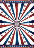 De vlagachtergrond van staten Royalty-vrije Stock Foto