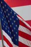 De Vlaggen van de Beurs van New York Royalty-vrije Stock Foto's