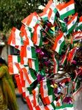 De Vlaggen van vlaggen n Stock Foto's