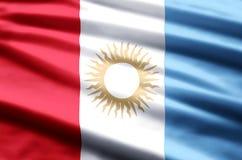 De vlagillustratie van Cordoba royalty-vrije illustratie