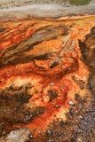 De Vlakke Patronen van de modder stock afbeelding