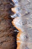 De Vlakke Patronen van de modder royalty-vrije stock foto's