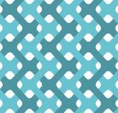 De vlecht bindt naadloos patroon vast Abstracte achtergrond van het weven Royalty-vrije Stock Foto's