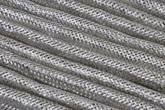 De vlecht van het roestvrij staal Royalty-vrije Stock Afbeeldingen