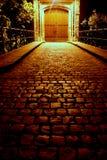 De vlekkelooze poort Stock Fotografie