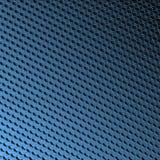 De vlekken van de schuine rand op blauw royalty-vrije illustratie
