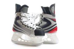De vleten van het hockey Stock Afbeelding