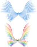 De vleugel van de engel stock illustratie