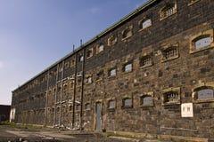 De vleugel van de gevangenis Royalty-vrije Stock Afbeeldingen