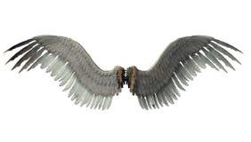 De vleugels van de engel vector illustratie