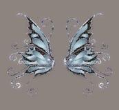 De Vleugels van de fantasie vector illustratie