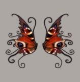 De Vleugels van de fantasie Royalty-vrije Stock Afbeeldingen