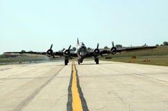 De Vliegende Vesting van B17 stock foto's
