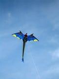De vlieger van de draak Royalty-vrije Stock Foto