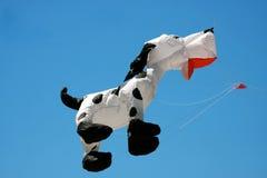 De Vlieger van de hond Royalty-vrije Stock Afbeeldingen