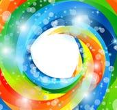 De vlieger van de partij voor kinderen Stock Afbeelding