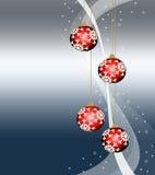 De vlieger van Kerstmis Stock Fotografie