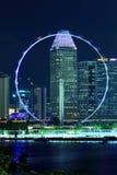De vlieger van Singapore Stock Foto's