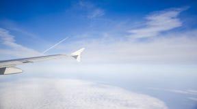 De vliegtuigen royalty-vrije stock afbeeldingen