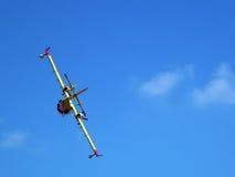 De Vliegtuigen van de Besparing van het leven royalty-vrije stock foto