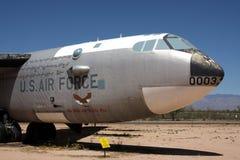 De Vliegtuigen van de Bommenwerper van Dissused Stock Afbeelding