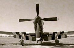 De vliegtuigen van de propeller Royalty-vrije Stock Foto