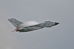 De Vliegtuigen van de tornado Stock Foto