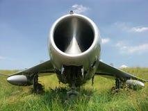 De vliegtuigen van de vechter Stock Foto's