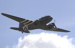 De vliegtuigen van Lancaster Stock Afbeelding
