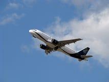 De vliegtuigen van Oliympic Royalty-vrije Stock Afbeeldingen