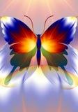 De vlinder van Dreamworld Royalty-vrije Stock Afbeeldingen